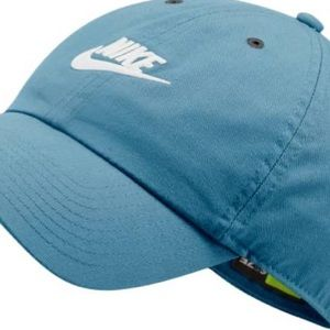 Nike Heritage86 Cotton Twill Hat in Cerulean